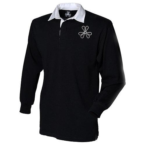 BHC Rugby Shirt - Black