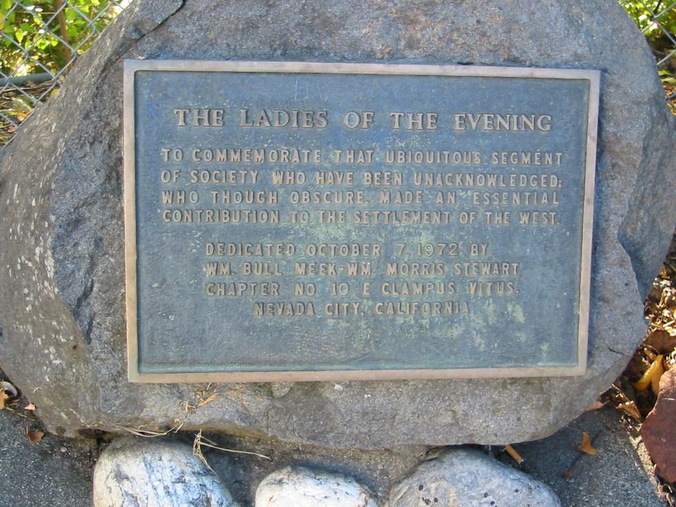 29.Ladies of the Evening plaque.jpg