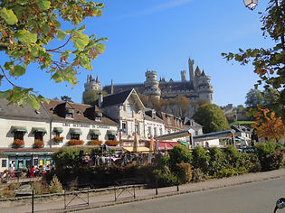 Pierrefonds Compiegne Bike Tour