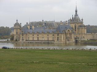Chantilly to Senlis Bike Tour