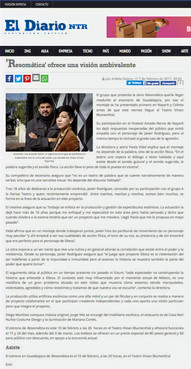 Solano. Diario RT. 2017