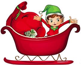 Baron christmas elf