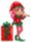 Sugarplum Marcy christms elf
