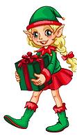 Zippy christmas elf