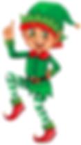 Twinkle christmas elf
