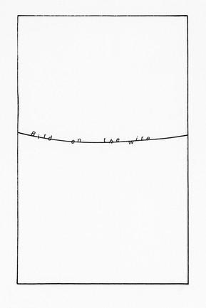 bird on the wire - leonard cohen