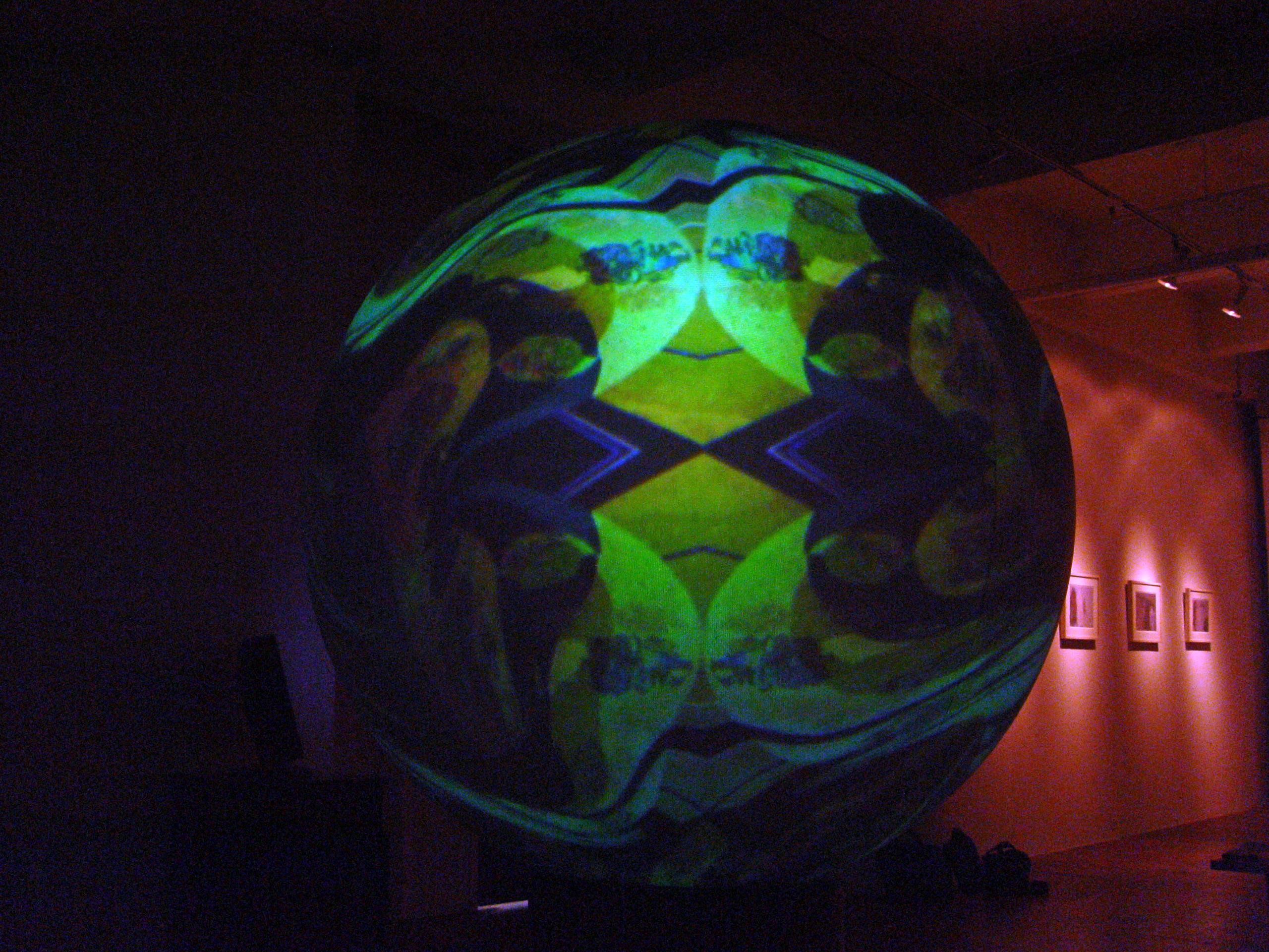 OmniGlobe @ A.I.R. Gallery