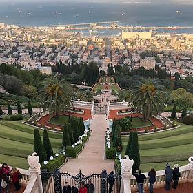 4.Galileia Bahai Gardens Haifa.jpeg