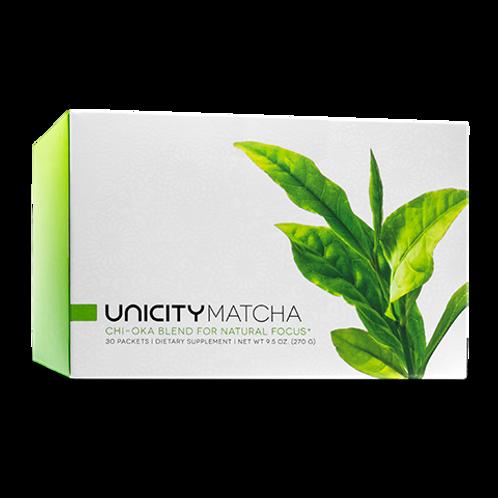 Matcha Focus Unicity Vitalität, Harmonie & Ruhe Auf Lager