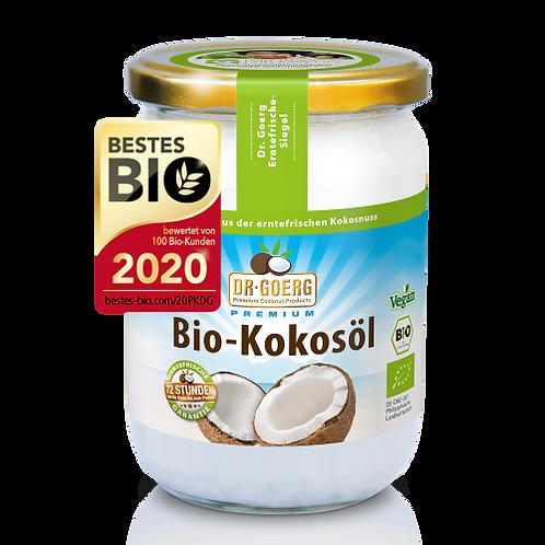 Dr. Goerg Premium Kokosöl erntefrisch