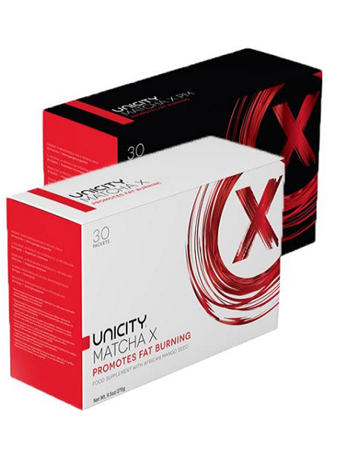 Matcha X AM & Matcha X PM - für Regulation des Fettstoffwechsel
