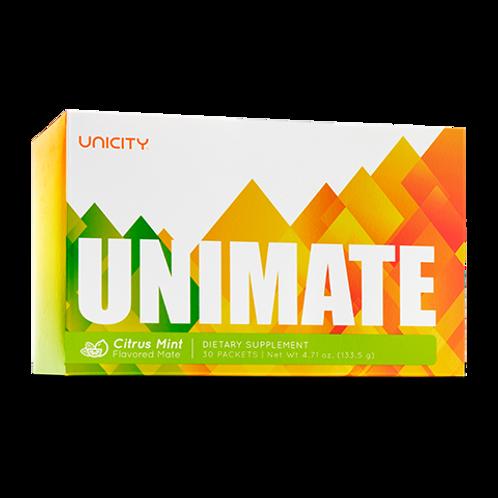 Unimate Unicity Ausdauer, Energie, gute Laune