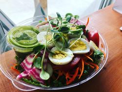 Salade de la cheffe
