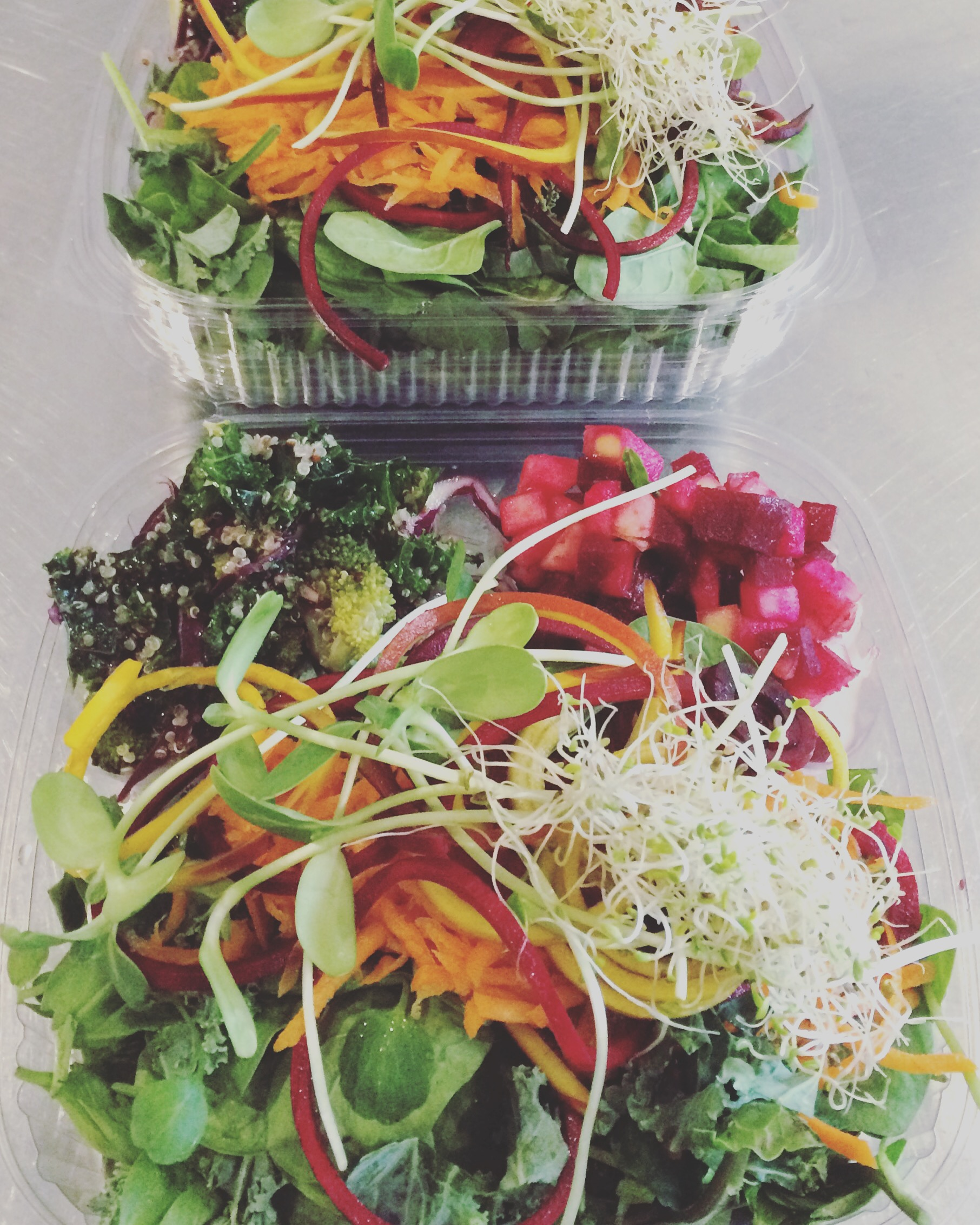 Trio Salade