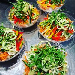 Salade Asitique