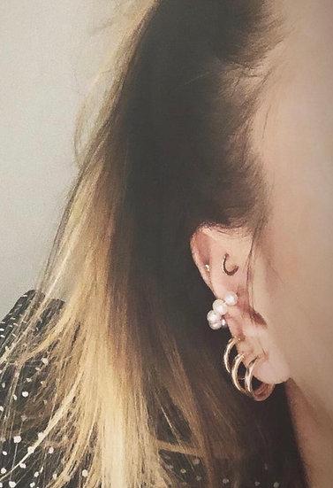"Faux piercing «Fashion Guru"""
