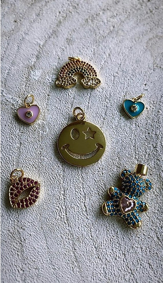 Lovely charms
