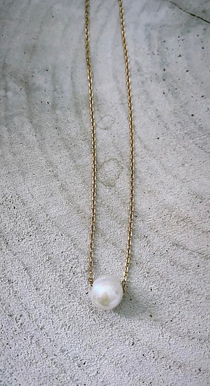 """Collier """"One pearl"""""""