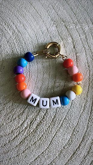 "Bracelet ""Mum"""