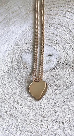"""Précommande collier """"Brave heart"""""""
