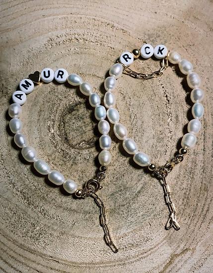 """Bracelets """"Pearls"""""""