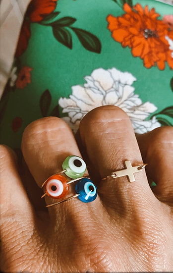 "Bague ""Big eye"""