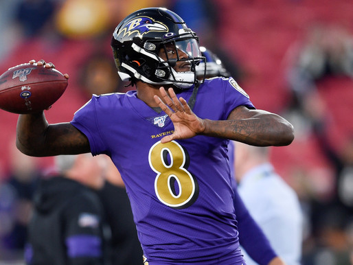 Why You Should Pump the Brakes on Lamar Jackson