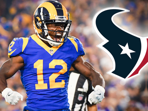 Brandin Cooks - Our FAVORITE Late Round WR In 2020 Fantasy Football