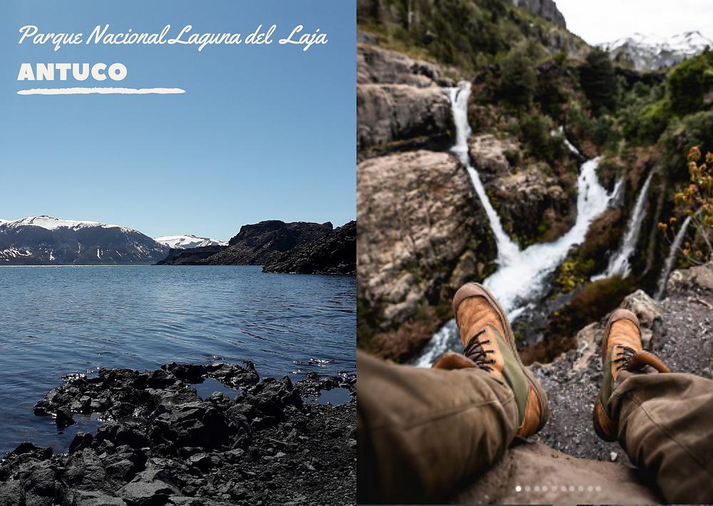 Parque Nacional Laguna del Laja- Biobío