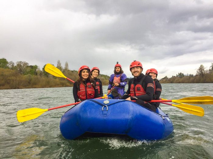 Rafting Angostura del Biobío