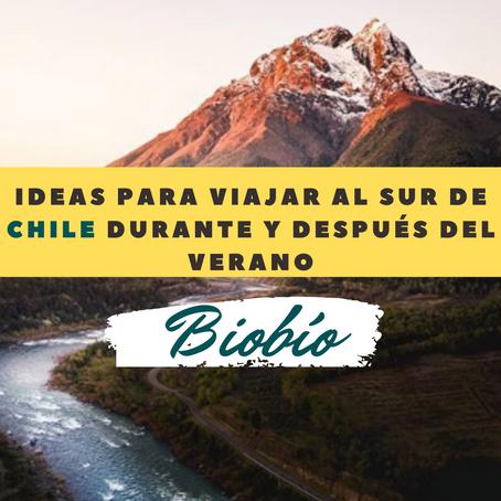 Viaja al sur de Chile: ideas para durante y después del verano en Biobío