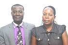 Pastor Martin and Christine Mumba, Mongu