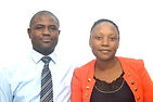 Pastor Simon and Naomi Nzima, Livingston