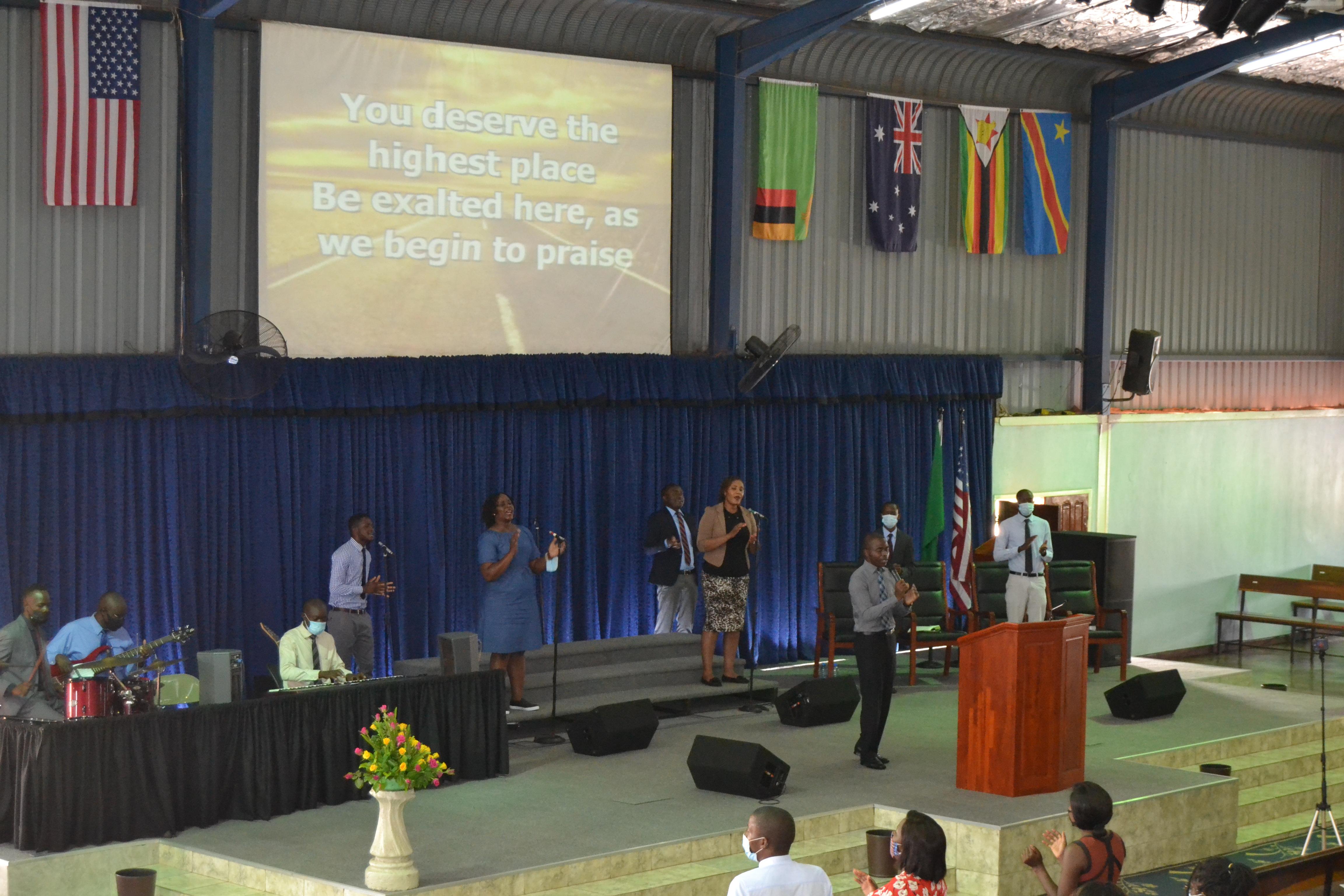 Worship service 3