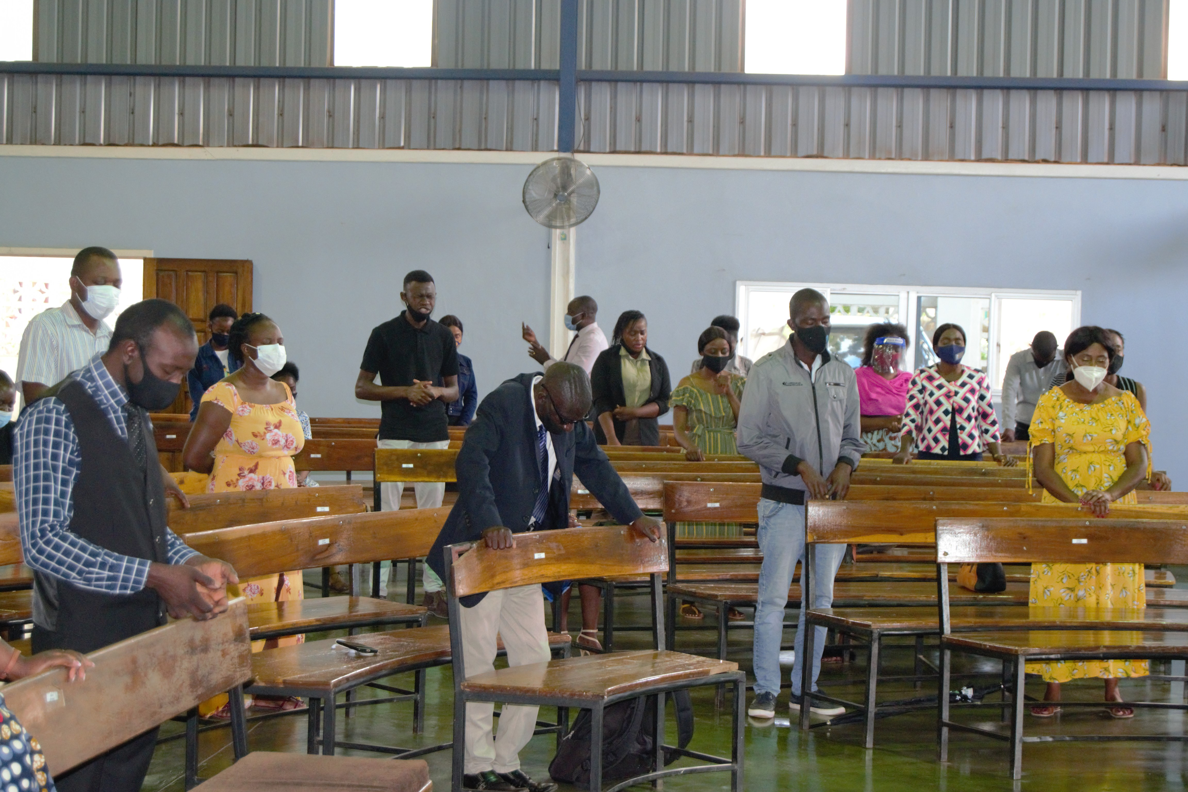 Worship service 2
