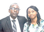 Pastor Morgan and Amina Kakumbi, Mtender