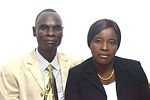 Pastor Charles and Betty Tembo, Mazabuka