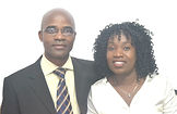 Pastor Chrisophe and Eunice Marungu, Kab