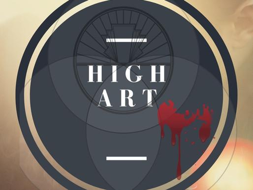 WIP Update: Art Heist