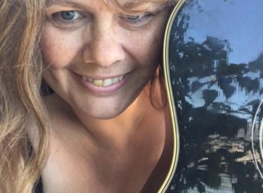 Guitar Player Life in the Okanagan
