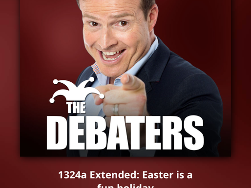 CBC's The Debater's on Is Easter the Best Holiday