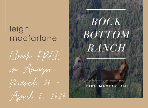 Rock Bottom Ranch – eBook 5 days free no