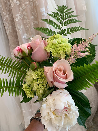 Ferns and Blooms