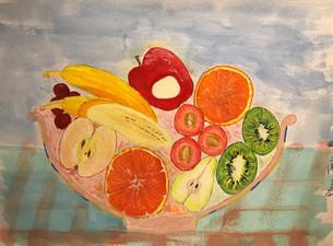Feeling Fruity.