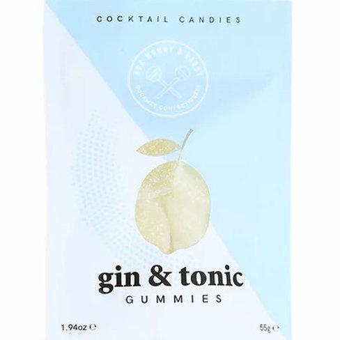 Cocktail Gummies - Gin & Tonic