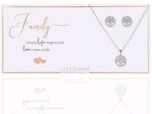 Life Charm Luxury Gift Set | Family