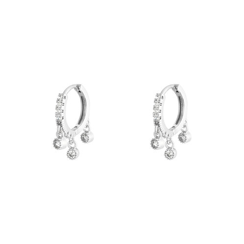 Earrings | Radiant Drop