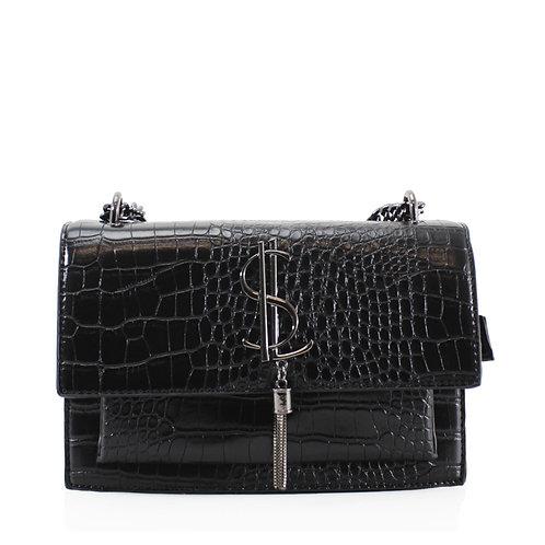 Shoulder Bag Crossbody | Black