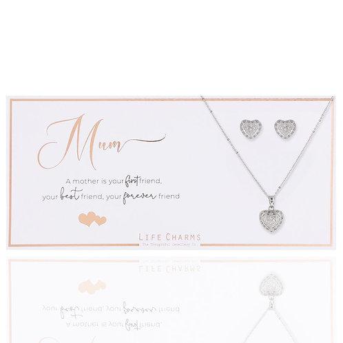Life Charm Luxury Gift Set | Mum
