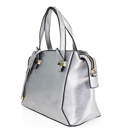 Shoulder Bag | Silver